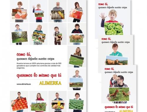 """Nueva campaña de imagen para Alimerka: """"Queremos lo mismo que tú"""""""