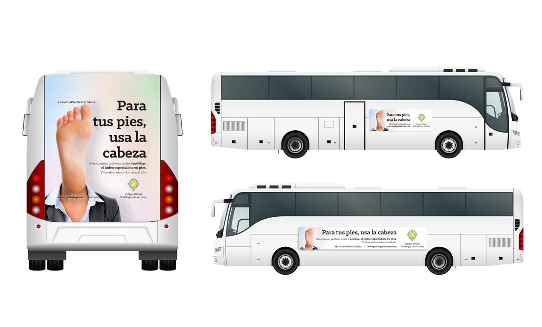 Autobús Colegio de Podólgos
