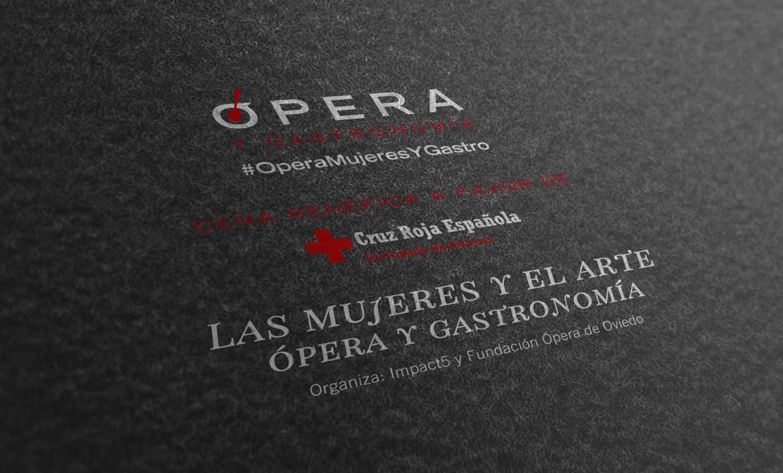 Ópera y Gastronomía