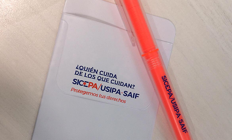 Sicepa/Usipa-Saif merchandising
