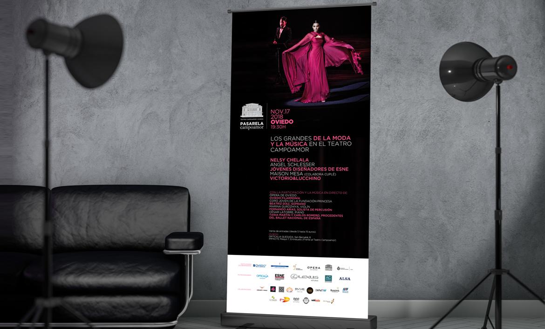 Evento de moda en Asturias. TEatro Campoamor