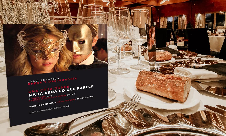 Opera y Gastronomia