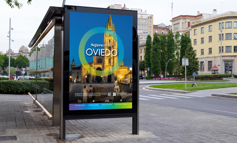 Mupi Oviedo Turismo